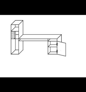 Стол компьютеоный