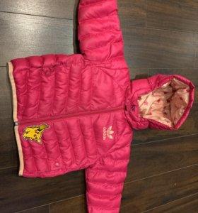 Куртка Детская adidas оригинал