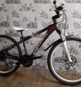 Горный хардтейл мтб велосипед -univega ram xf 902