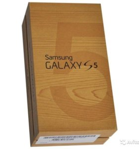 SAMSUNG Galaxy S5 SM-G900F 16GB black, LTE, Новый