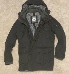 Мужская куртка Reset