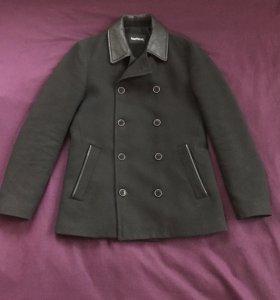Мужское полушерстяное пальто NetWork