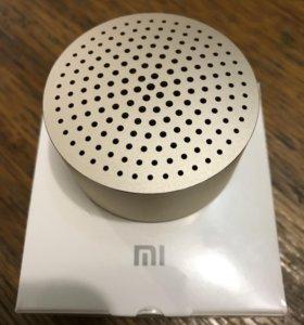 Колонка Xiaomi Mi Portable Round