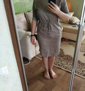 Новое платье р. 46