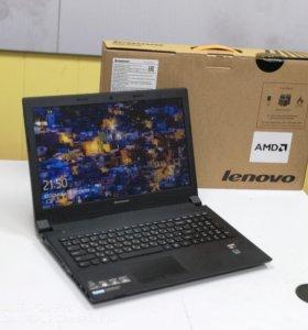 Ноутбук Lenovo b50 a8/8gb/1tb/hd8500m комплект
