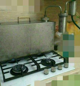 Дистиляционный аппарат