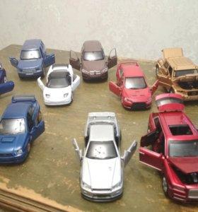 Масштабные модели 1:32