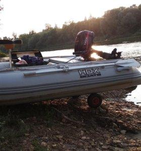 Лодка HDX OXIGEN 300 AL