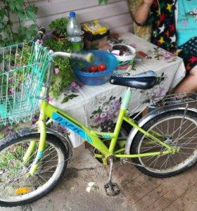 Велосипед резина новая в отл состоянии
