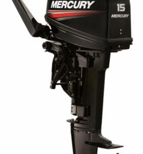 Лодочный мотор «Меркурий 15 ем»