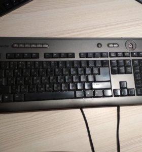 Клавиатура Defender Magnate 800