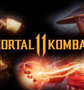 Mortal Kombat 11. Специальное Издание [PS4, русски