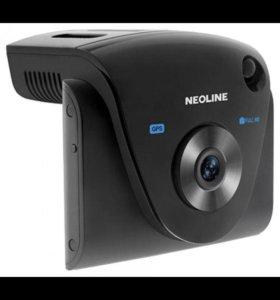 Видеорегистратор с радар-детектором Neoline X-COP