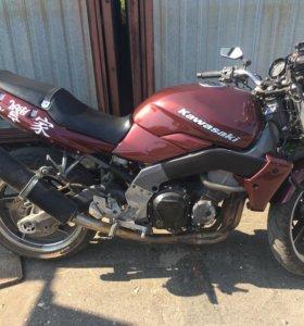 Мотоцикл кавасаки 400