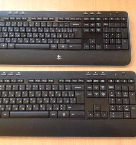 Беспроводная клавиатура Logitech K520