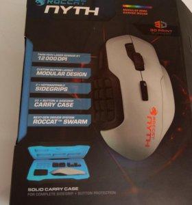 Продаётся новая компьютерная мышка Roccat Nyth