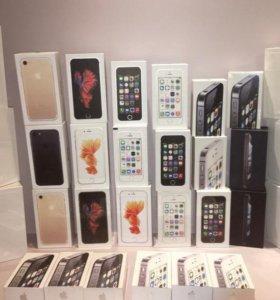 Новые айфоны 6|6s|7|8|10 (x) оригинальные iPhone
