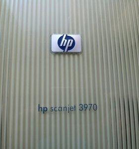 Цифровой планшетный сканер HP Scanjet 3970