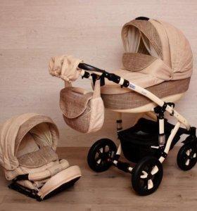 Детская коляска Bebe mobile Toscana 2 в 1