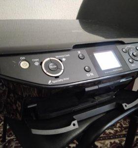 Мфу (принтер, копир, сканер) Epson RX615