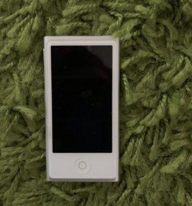 iPod nano 7 16gb серебро/белый