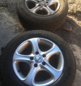 Диски На Volkswagen T4