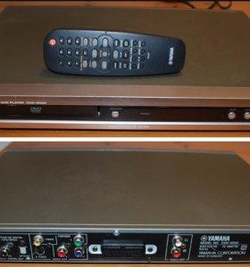 Yamaha DVD S550