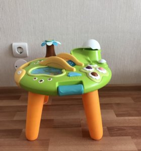 Музыкальный столик Smoby