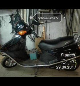 VIP Электра скутер из Кореи