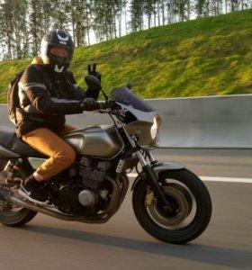 Yamaha XJR400 R