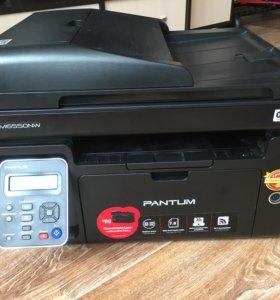 Принтер сканер копир мфу Pantum m6550nw
