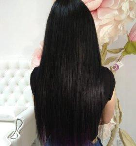 Волосы для голливудского наращивания б/у