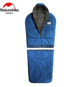 Спальный мешок-куртка NatureHike от DailyCamping