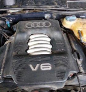 Двигатель Ауди А6 С5 2.8 APR
