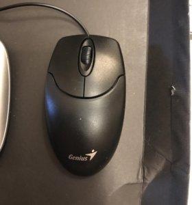 Сенсорная мышка Genius