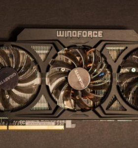 GeForce GTX 760 WINDFORCE
