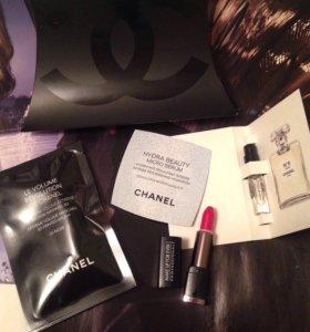 Набор от Chanel Шанель оригинал косметика