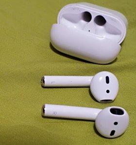 Apple AirPods ОРИГИНАЛ беспроводные наушники