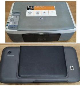 Принтер сканер копир HP PSC 1410