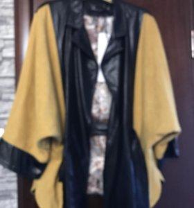 Куртка эко-кожа новая р. 52-54