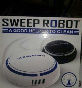 Робот пылесос новый