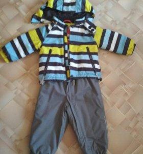 Деми костюм рейма 80-86