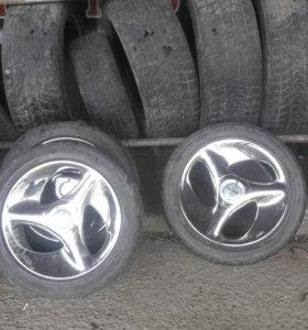 Комплект 17 колес