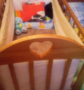 Детская кроватка Срочно ❗