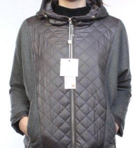 Новая куртка(Демисизон)р.с 46 по 54