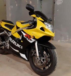 Suzuki GSXR 600 2002 г.в.