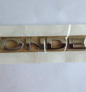 Эмблема MONDEO Ford Mondeo 2000-14