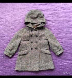 Пальто 92-98 см