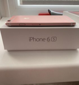 iPhone 6s 32GB Rose Gold