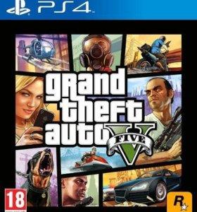 GTA V ps4 playstation4